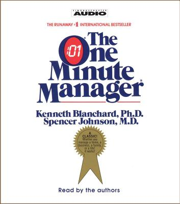 [CD] The One Minute Manager By Blanchard, Kenneth H./ Johnson, Spencer